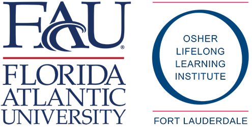 Osher Lifelong Learning Institute at FAU Ft. Lauderdale
